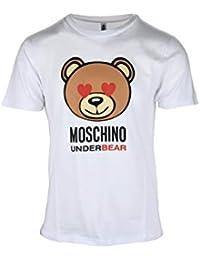Moschino - Camiseta - para Hombre 9b513d6fbcdc9