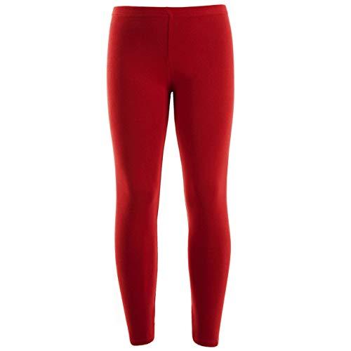 7STYLES - Leggings - niña Rojo rosso 9-10