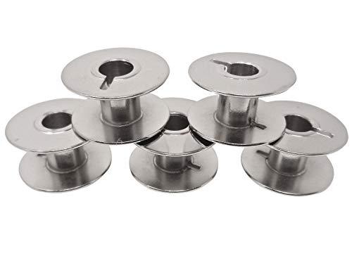 ZickZackNaehmaschine Completamente Metal (CB) bobinas para Singer 5 St.