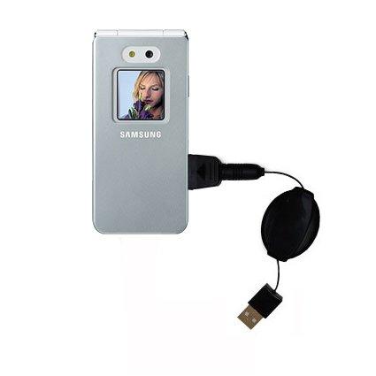 Das ausziehbare Lade über USB für Samsung SGH-E870 Erfüllt beide Funktionen