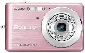 Casio Exilim Ex Z77 Pk Digitalkamera 2 6 Zoll Pink Kamera