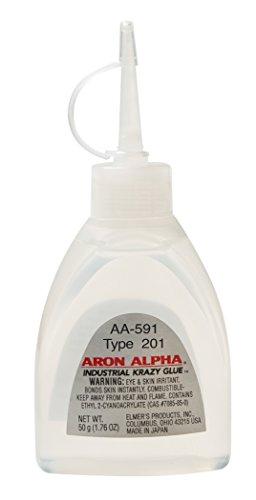 aron-alpha-type-201-2-cps-viscosity-regular-set-instant-adhesive-50-g-176-oz-bottle