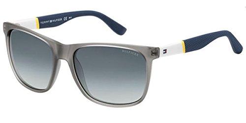 nbrille (TH 1281/S FME/HD 56) (Tommy Hilfiger Sonnenbrille Männer)
