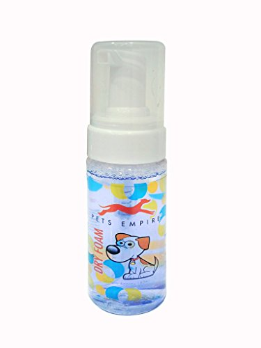 Pets Empire Dry Foam Shampoo Lavender 150ML