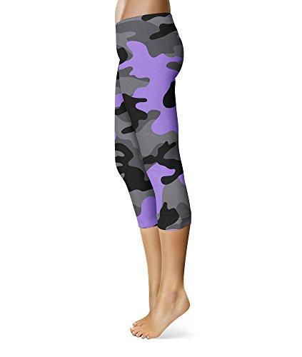 Queen of Cases - Legging - Femme bleu bleu purple