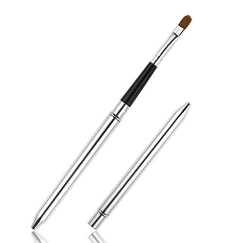 cofco Tragbare Waschbar Make-up Werkzeug Lippenpinsel