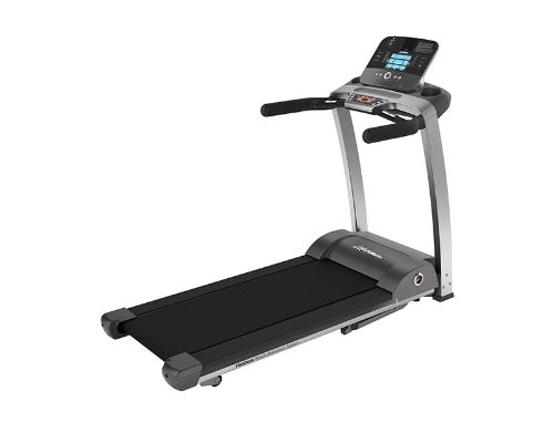 Life Fitness  Laufband F3 Track, schwarz, F3 Track