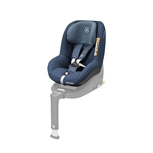Maxi-Cosi Pearl Kindersitz mit 5 Sitz- und Ruhepositionen, Gruppe 1 Autositz (9-18 kg) nutzbar ab 6 Monate bis ca. 4 Jahre, nomad blue Pearl 9