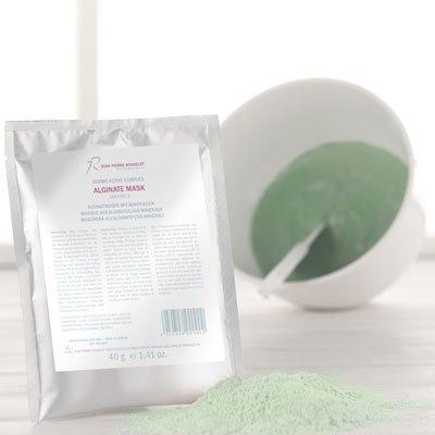 RefectoCil - Alginate Maske Minerals Multifunktional einsetzbare Maske auf Algenbasis - 40 g
