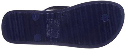 Ipanema Classica Brasil II Herren Zehentrenner Blau (Blue/Dark Blue 22413)