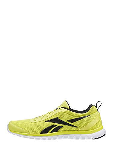 Reebok Herren Sublite Sport Laufschuhe Mehrfarbig (Yellow/black/white)