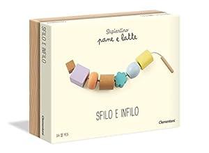 Clementoni-16201 Sapientino - Juego de Mesa de Pan y Leche, Multicolor