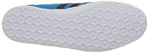 adidas Originals Gazelle Og, Baskets mode homme Azul (Solar Blue/Core Black/White)