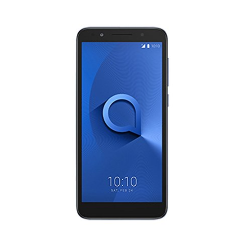Foto Alcatel Smartphone da 16 Gb, Black/Dark Blue, [Italia]