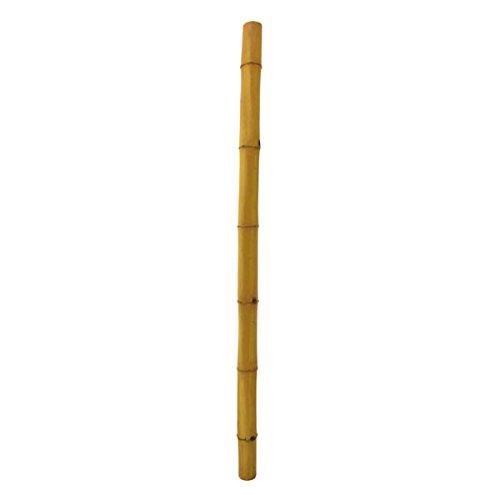 artplants Canna di bambú Artificiale - Bastone di bambú, Ø 8 cm, 200 cm - Bambú Finto/Bambú Ornamentale