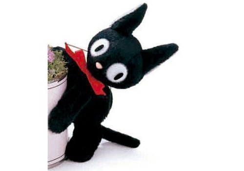 Kiki La Petite Sorcière Jiji Magnet (figurine aimantée)