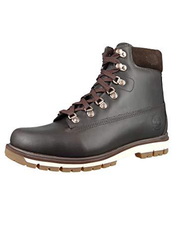 Timberland A2BZ2 Radford 6Inch Waterproof Boot Herren Winter Stiefel Dark Brown Full-Grain Dunkelbraun, Groesse:46 EU
