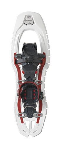TSL Symbioz Hiker Racchetta da Neve, Bianco (P. White), 50 kg/120 kg
