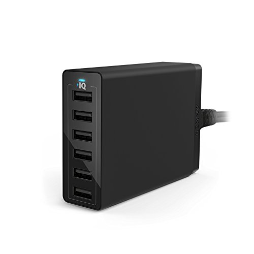 Chargeur de port usb multiple Anker