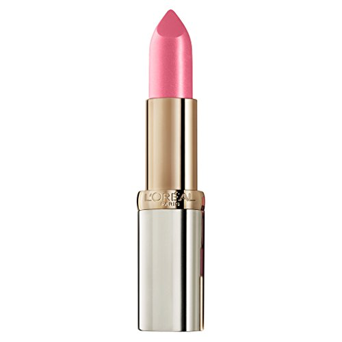 L'Oréal Paris Color Riche in Nr. 453 Rose Crème, farbintensiver Lippenstift mit pflegenden...