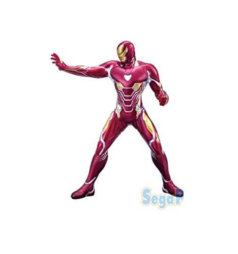 JAPAN OFFICIAL Avengers Infinity War Figure Iron Man Mark 50 Marvel Cinema LPM Premium Limited