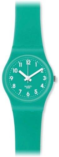 Swatch Damen-Armbanduhr XS Lady Collection Analog Silikon LL115