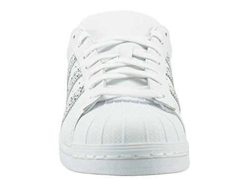adidas Superstar, Scarpe da Basket Donna Bianco / nero