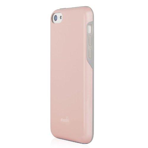 Moshi iGlaze Remix für Apple iPhone 5C (rosa)