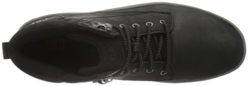 Caterpillar Colfax Mid, Sneakers Hautes Homme Noir (Black)