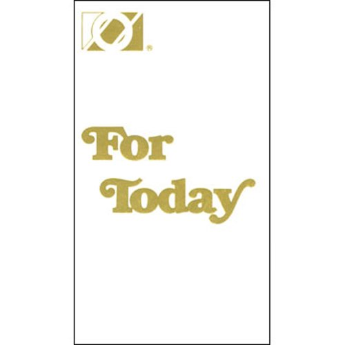 For Today (English Edition)