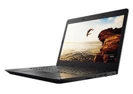 Lenovo Thinkpad E470 52IG 14-inch Laptop (6th Gen Intel Core i3/4GB/1TB/DOS), Black image