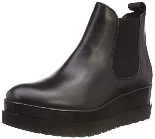 Tamaris Damen 25462-21 Chelsea Boots, Schwarz (Black 1), 40 EU