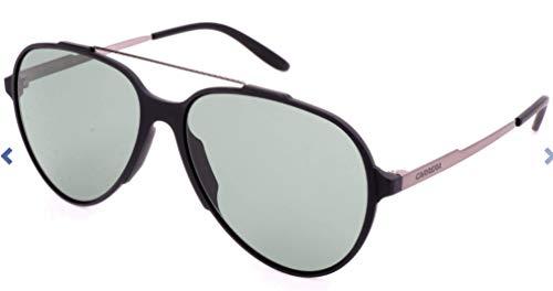 CARRERA CARRERA 118/S Sonnenbrille 118/S Aviator Sonnenbrille 57, Schwarz