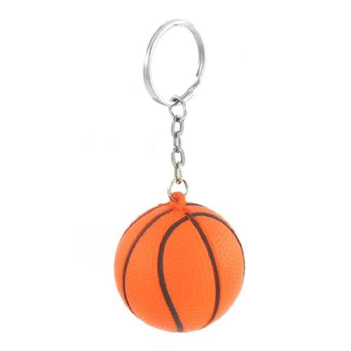 TOOGOO Cadena enlace bola Llavero Forma baloncesto