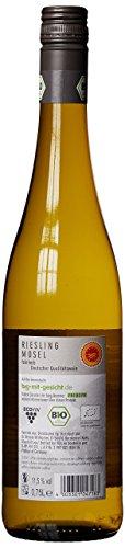 Bio mit Gesicht Riesling Qualitätswein Mosel  (6 x 0.75 l) - 3