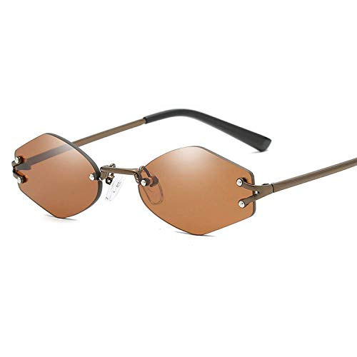 Sport-Sonnenbrillen, Vintage Sonnenbrillen, Sunglasses Women Fashion Retro Small Square Sun Glasses Red Yellow Black Vintage