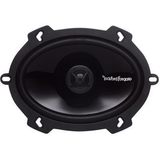 Rockford Fosgate Punch P1572 5 x 7-Inches Full Range Coaxial Speakers by Rockford Fosgate