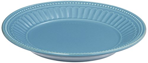 Lenox French Perle Everything Plate, Bluebell Lenox Blue Plate