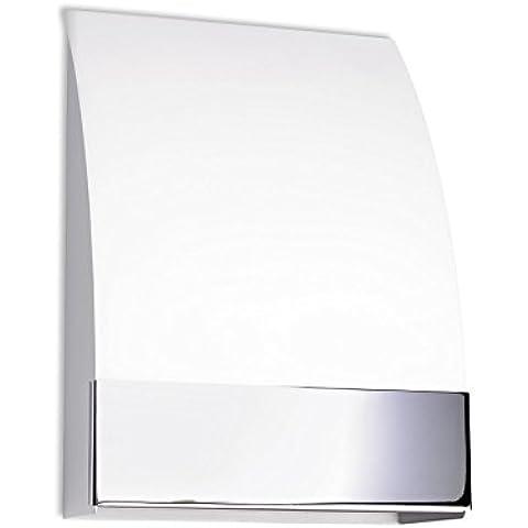 LEDs C4 506-CR - Aplique niza  2xe27 max 60w cromo