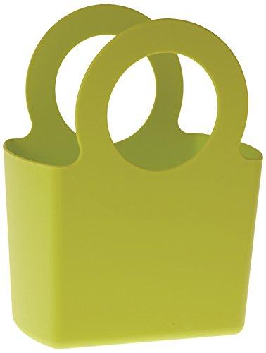 BB-Bag 8833.B31 Sac Cabas Plastique Vert Lime 16 x 11,4 x 20,1 cm