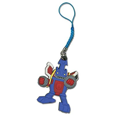 Teléfono celular Digimon Fusion Charm–Nueva Ballistamon Anime ge17275