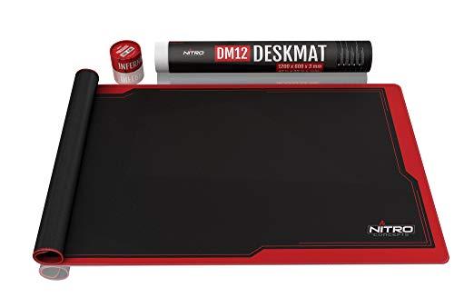 Nitro Concepts DM12 Deskmat Desk Pad - Almohadilla