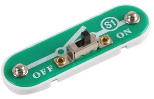 SLIDE SWITCH 6SCS1 By SNAP CIRCUITS Test