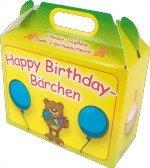 BärenBande Süßer Koffer Happy Birthday mit 75g Gummibärchen