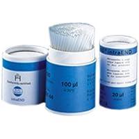 BRAND 709122mikropipetten, blaubrand, de de m gekennz cumple, intraend, 25µl), IVD (1000unidades)