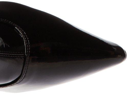 Pleaser Lust-3000x, Stivaletti Donna Nero (Black (Blk Str Pat))