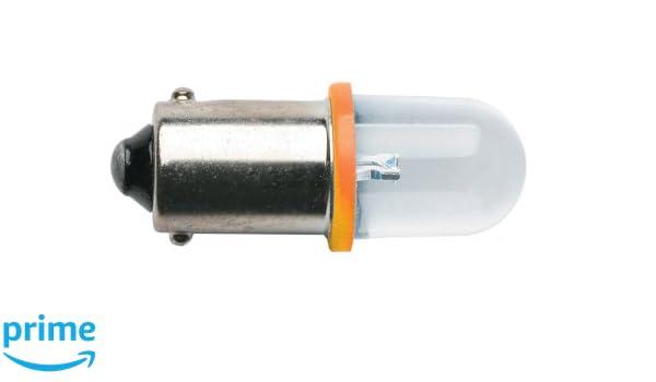 FANMURAN Lampadine LED BA9S T4W Auto LED Luce Targa Luce di Posizione Indicatore 2Pz