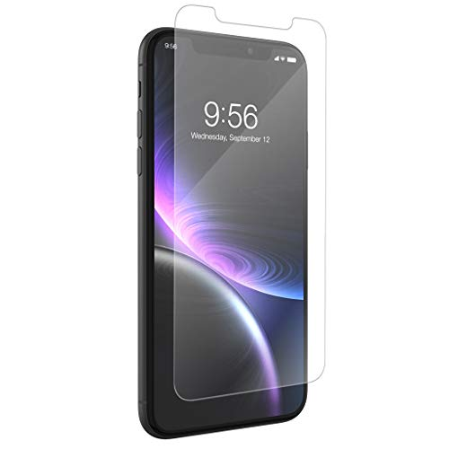 InvisibleShield hd Ultra - Advanced Clarity + Shatter Protection - Film Screen Protect Made for Apple iPhone XR Invisibleshield Screen Film