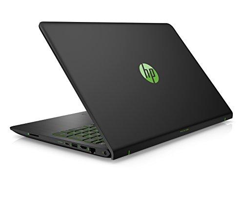 HP Pavilion strength 15 cb005ng 396 cm 156 Zoll Laptop Intel key i7 7700HQ 1 TB HDD 256 GB SSD 16 GB RAM NVIDIA GeForce GTX 1050 Windows 10 home 64 schwarz Notebooks