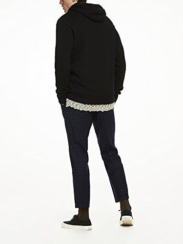 Scotch & Soda Herren Sweatshirt Constructed Hoodie Mehrfarbig (Combo A 0217)